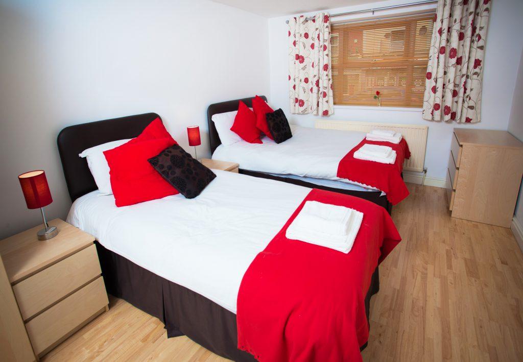 serviced accommodation Bristol