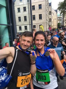 Bristol Serviced Lettings is on the run to raise money for Sepsis Trust UK